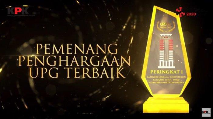 Pengendalian Gratifikasi BPJAMSOSTEK Kembali Terima Penghargaan KPK