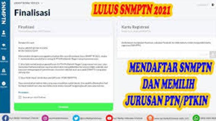 Pengumuman Hasil SNMPTN 22 Maret 2021 Login pengumuman-snmptn.ltmpt.ac.id