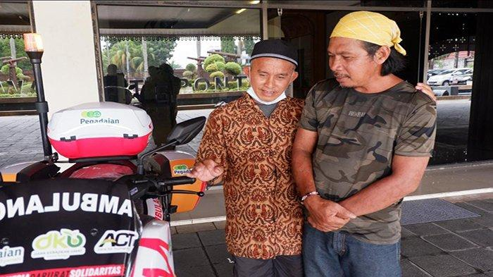 Terima Motor Ambulance, Branch Manager ACT Kalbar Akui Permudah Kegiatan Kemanusiaan
