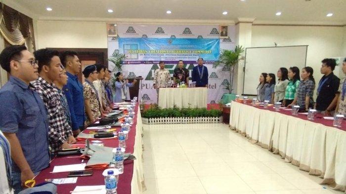 Pengurus Pusat GMKI Gelar Pelatihan Vokasional Berbasis E-commerce Zona Kalimantan
