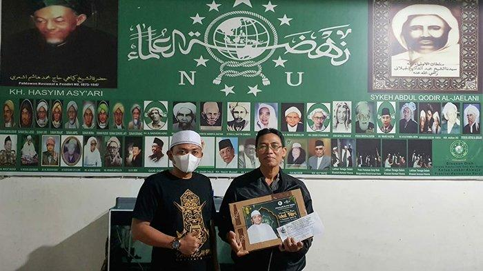PW SNNU Kalbar Kembali Berbagi, Dari Marbot Masjid Hingga Ojek Online