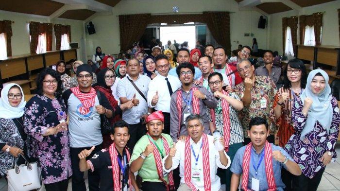Juliansyah Ajak Komunitas Kota Pontianak Bergabung di RUMPON