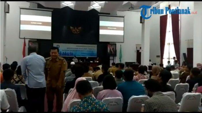 VIDEO: DPMPD Kalbar Berikan Peningkatan Kapasitas Pada Bumdes