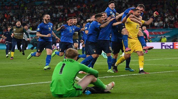 Skor Italia Vs Inggris Final Euro 2021 & Hasil Akhir Inggris Vs Italia Tadi Malam Senin 12 Juli 2021