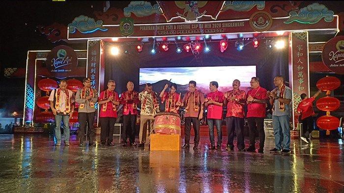 RESMI, Tjhai Chui Mie Tutup Festival Imlek dan Cap Go Meh Singkawang 2020