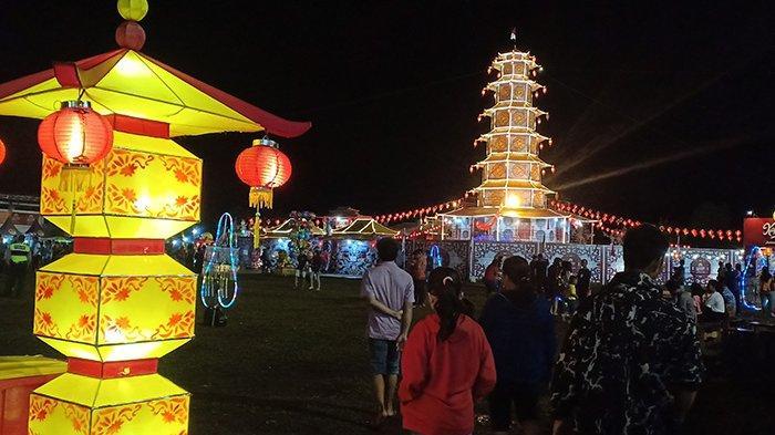Tjhai Chui Mie Dijadwalkan Buka dan Tutup Rangkaian Festival Imlek dan Cap Go Meh 2020 Singkawang