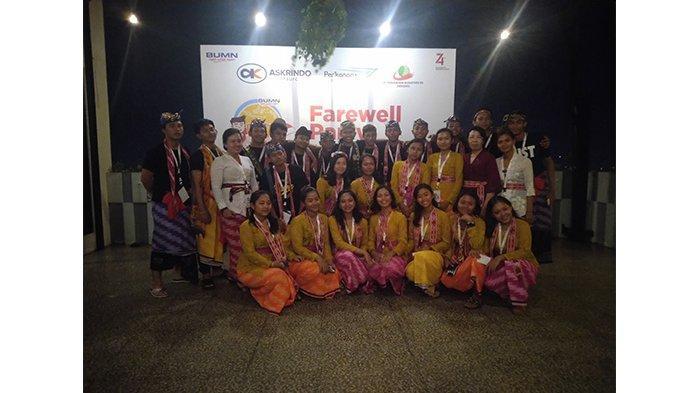 Program Siswa Mengenal Nusantara Selesai, Peserta Diharapkan Mampu Jadi Penopang Keutuhan NKRI