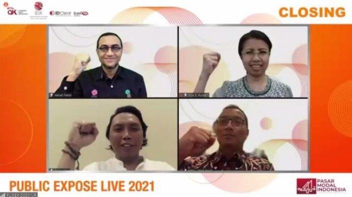 49 Ribu Peserta Hadir via Daring Dalam Public Expose LIVE 2021