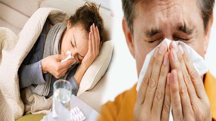 PENYAKIT Influenza Disebabkan Oleh? Gejala Influenza Beda dengan Batuk Pilek Biasa
