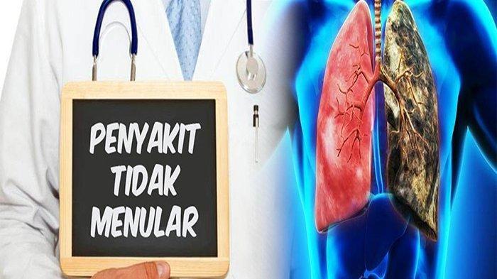 PENYAKIT Pernafasan Tak Menular dengan Tingkat Risiko Kematian Tinggi
