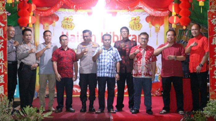 Perayaan Malam Sambut Tahun Baru Imlek 2571 di Sekadau, Bertemakan Rajut Persatuan dan Kesatuan