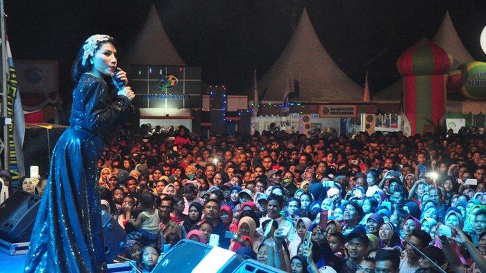 Pengusaha Kalimantan Sawer Rita Sugiarto Rp 250 Juta, Siapa Dia!