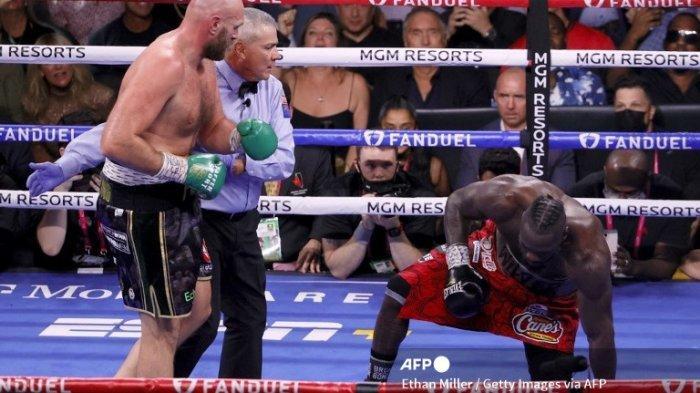 Mike Tyson Ungkap Penyebab Deontay Wilder Selalu Kalah Lawan Tyson Fury