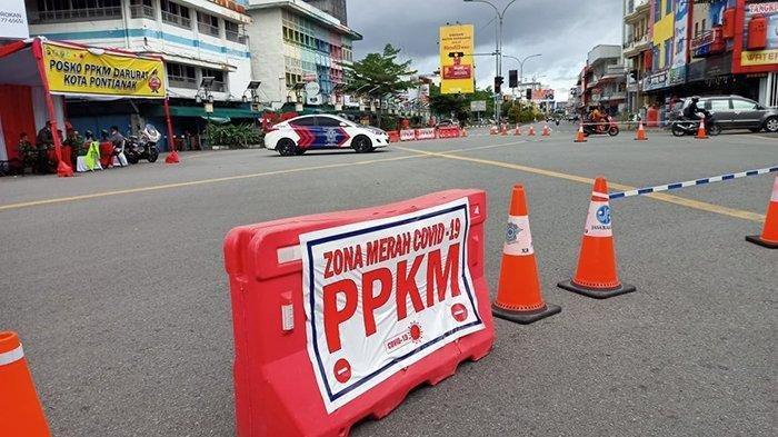 Pemkot Pontianak Buka Sejumlah Ruas Jalan yang Disekat