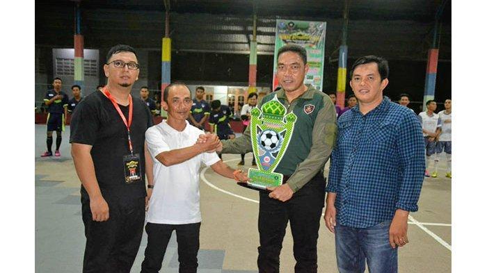 Singkawang Gelar Tournamen Futsal se-Kalbar Danrindam Cup