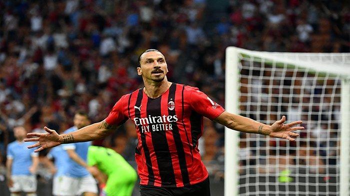 LIVE HASIL Pertandingan Liverpool Vs AC Milan Malam Ini, Kerugian AC Milan Tanpa Zlatan Ibrahimovic