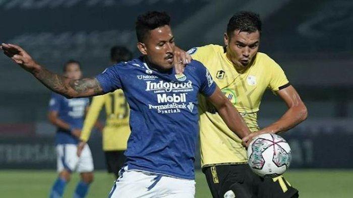 Jam Tayang Persib Bandung vs Borneo FC di BRI Liga 1 Indonesia Kamis 22 September Live Indosiar