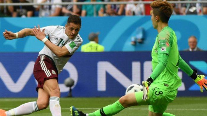 Prediksi Hasil Akhir Brasil vs Meksiko, Waspadai