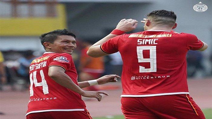 HASIL Persija vs Persela - Berbalas Gol, Macan Kemayoran Kecolongan | Update Klasemen Liga 1
