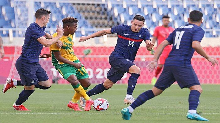 JADWAL Sepak Bola Olimpiade Tokyo 2021 Besok , Amerika Serikat Vs Australia hingga Chile Vs Jepang