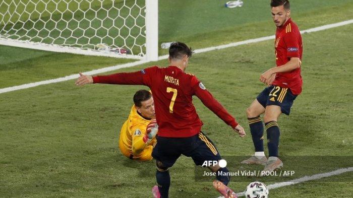 Skenario Spanyol Lolos Babak 16 Besar Piala Eropa 2021 dan ...