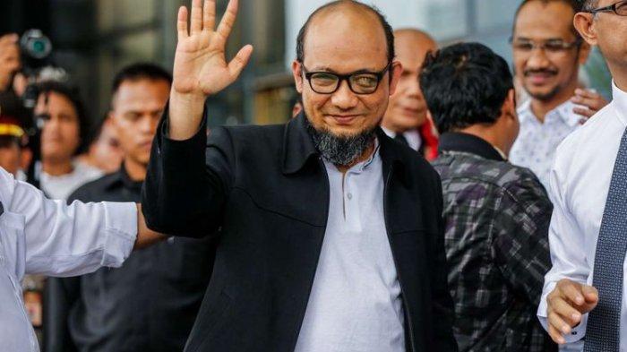 Novel Baswedan dan Mantan Pegawai Nonaktif Lainnya Minta Wakil Ketua KPK Lili di Laporkan ke Aparat