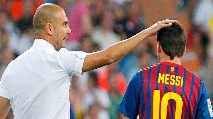 Akhirnya Reuni Pep Guardiola dan Lionel Messi Terwujud! Catat Jam dan Jadwal Tayangnya