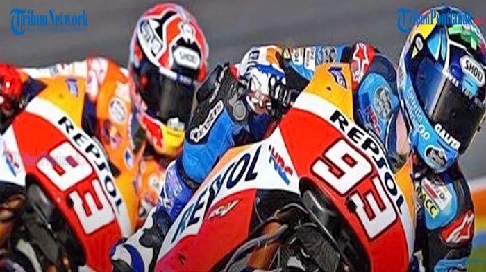 Pole Position MotoGP Spanyol Diprediksi MotoGP 2021, Quartararo atau Marc Marquez ?