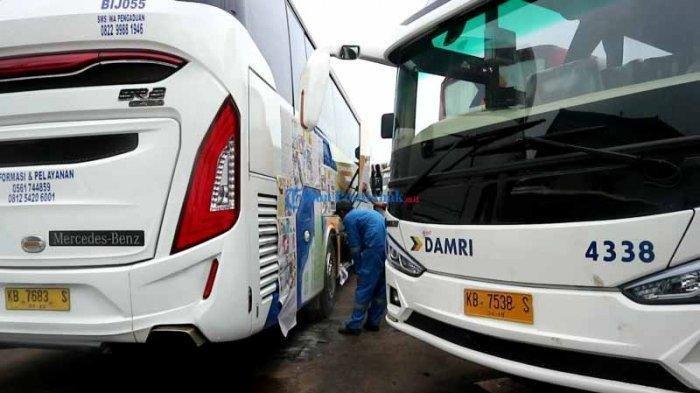 CARA Mendapatkan Stiker Khusus Bus Agar Bisa Beroperasi saat Larangan Mudik, Bukan untuk Pemudik!