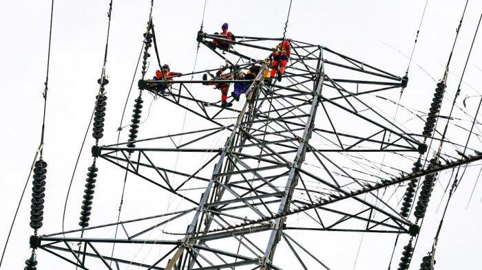 Tingkatkan Keandalan Pasokan Listrik  Sistem Khatulistiwa, PLN Lakukan Perawatan Jaringan Transmisi
