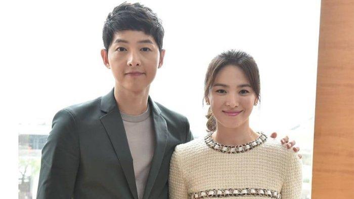 Perceraian Song Joong Ki dan Song Hye Kyo, Kabar Pembagian Aset Keduanya Mencuat, Ini Jumlahnya