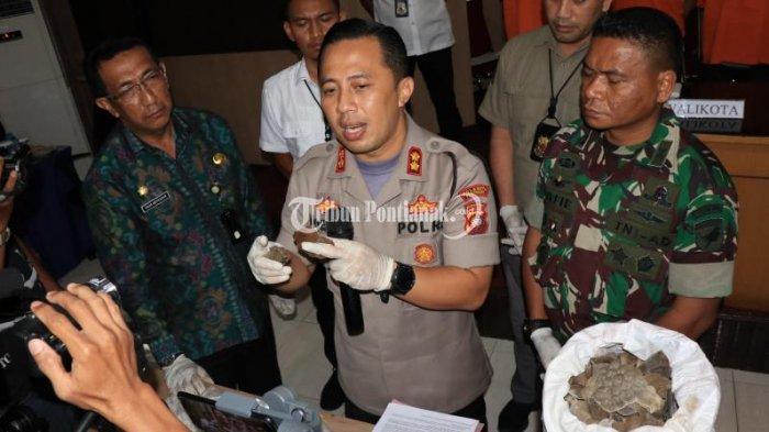 FOTO: Pengungkapan Kasus Perdagangan Gelap Sisik Trenggiling - perdagangan-sisik-trenggiling-3.jpg