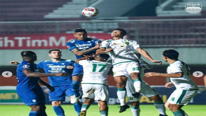 JAM Persib vs PSS Hari Ini Leg 2 Semifinal Piala Menpora, Cek Line-up & Update Hasil Persib vs PSS