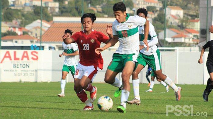 PERUBAHAN Jadwal Timnas U19 Indonesia Terbaru Rangkaian Uji Coba Skuad Shin Tae-yong di Spanyol