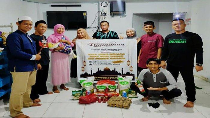 Pererat Silaturahmi Alumni SMPN 4 Mempawah Angkatan 2009 Gelar Berbagi Ramadhan
