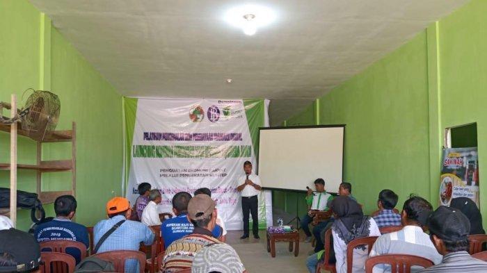 Dinas Koperasi Kubu Raya Resmikan Koperasi Pertanian Maju Bersama Sejahtera Abadi