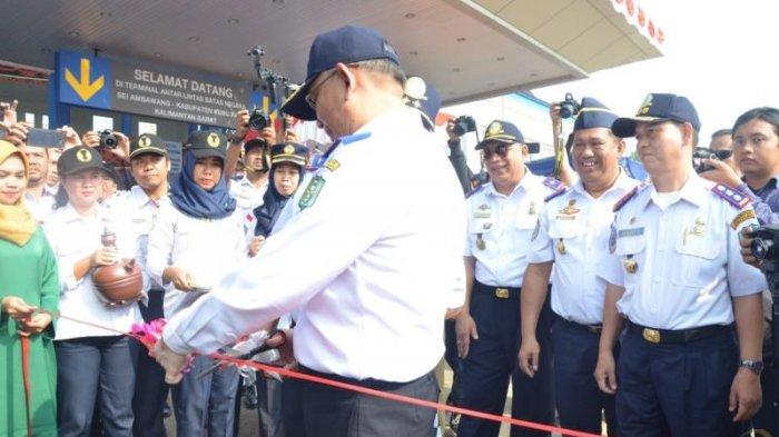 Gubernur Kalimantan Barat Pimpin Langsung Upacara Peringatan Hari Jadi Perhubungan ke 73 - perhubungan_20180917_163942.jpg