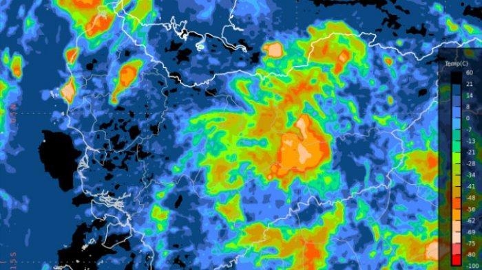 Peringatan Dini BMKG Terkait Cuaca Kalimantan Barat Kamis 17 Oktober 2019