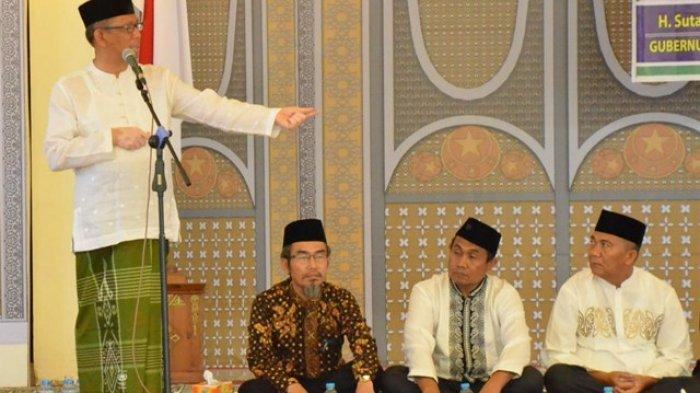 Pemprov Kalbar Gelar Isra Miraj, Midji Ajak Perkuat Rukun Islam dan Rukun Iman