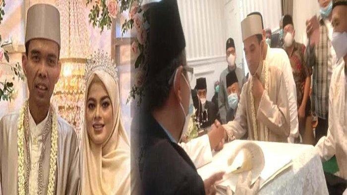 PERNIKAHAN Ustad Somad, Terkuak Awal Pertemuan Istri UAS Yang Baru dan Ustadz Abdul Somad