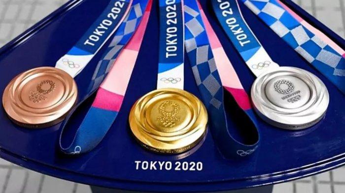 PEROLEHAN MEDALI Olimpiade Tokyo Hari Ini Senin 2 Agustus & Klasemen Jepang China Amerika Indonesia