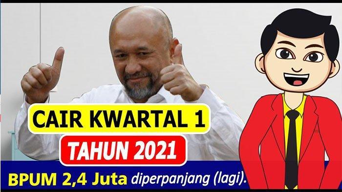 DAFTAR Bantuan UMKM BPUM Terbaru 2021 & Cek Penerima BLT Banpres eform.bri.co.id/bpum Rp 2,4 Juta