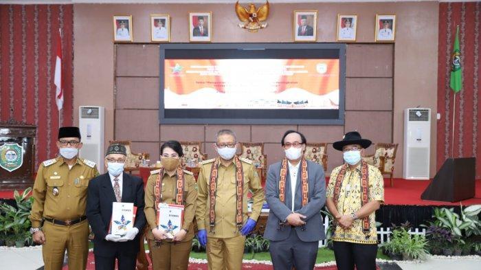 Kerjasama dengan Pemkot Singkawang, Deputi Perpusnas Sebutkan Literasi Berperan Tingkatkan IPM