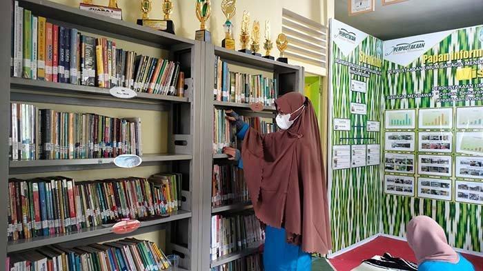 Perpustakaan Bahagia Mendawai Kecamatan Pontianak Tenggara Sabet Juara 1 Tingkat Nasional