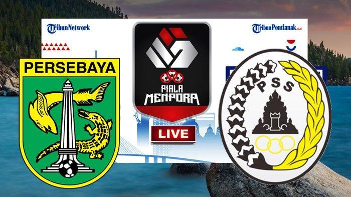 LIVE Hasil PSS vs Persebaya - Hidup Mati Elang Jawa, Cek Hasil & Klasemen Akhir Grup C Piala Menpora
