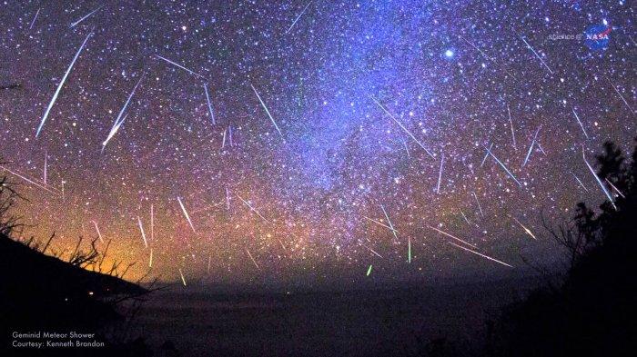 Cara Menyaksikan Puncak Hujan Meteor Lyrid 2021 Jumat Malam Ini, Bersiap untuk Wilayah Kalbar
