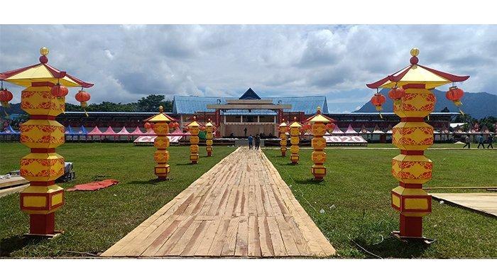 Tahun Baru Imlek 2571 dan Cap Go Meh 2020 Kota Singkawang, Ada Hiburan Rakyat