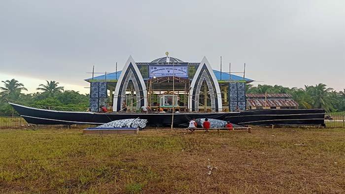 Rencana Pelaksanaan MTQ ke-V, Camat Pulau Maya Sebut Siap Perketat dan Disiplin Prokes