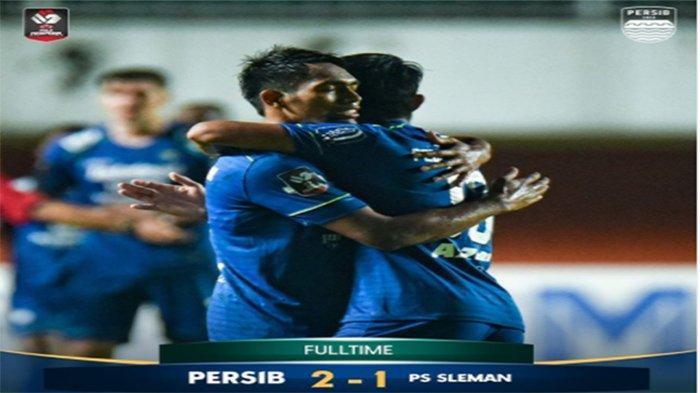 JADWAL Persib vs PSS Leg 2 Semifinal Piala Menpora 2021, Kans Maung Bandung Duel Persija di Final