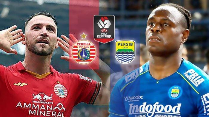 Skor Akhir Persib Vs Persija Final Piala Menpora Leg 2 1-2, Persija Juara Piala Menpora Aggregat 4-1